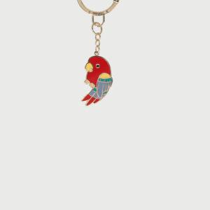 Portachiavi con pappagallo Liu Jo